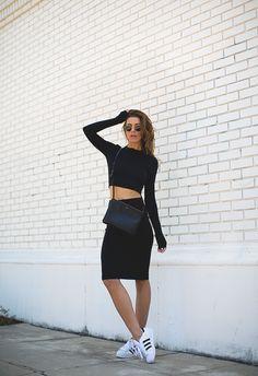 Adidas superstar stile donne google moda pinterest