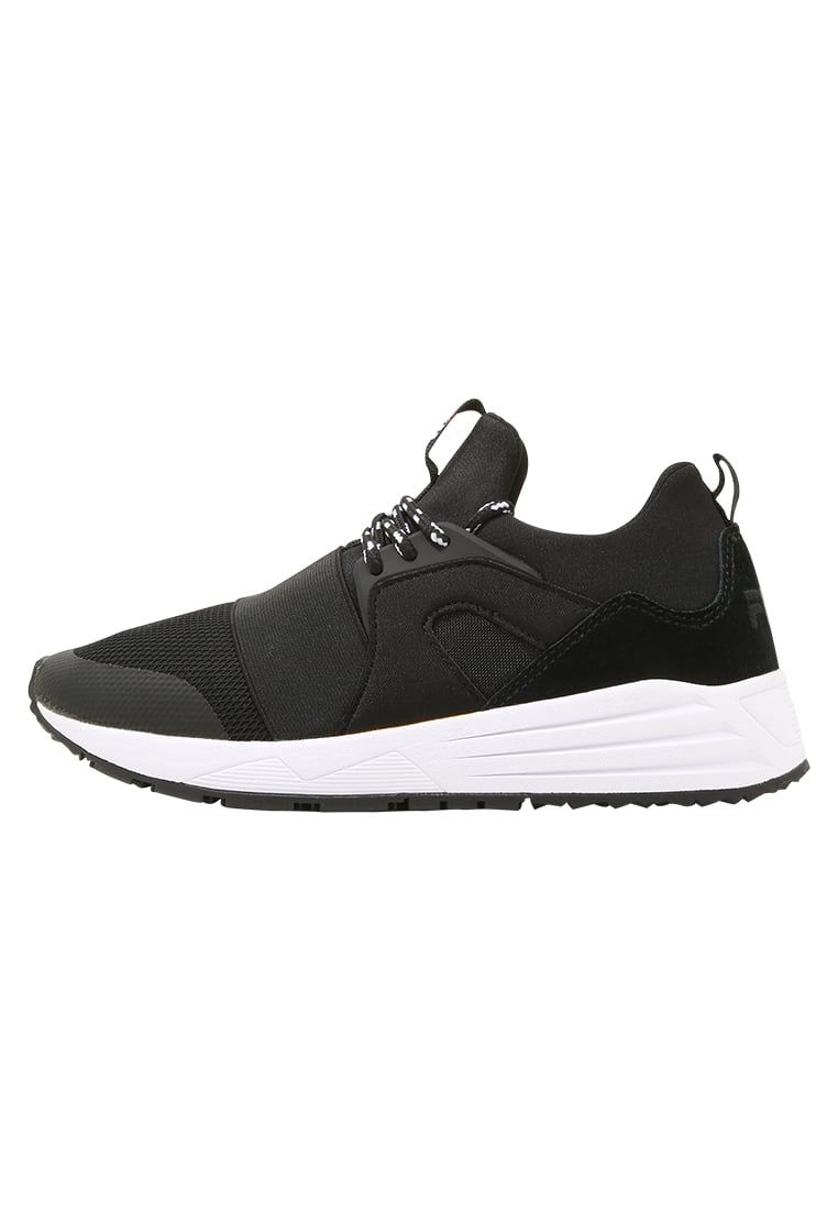 Fila SHIFT LOW - Zapatillas fitness e indoor black yGdkEwLkW