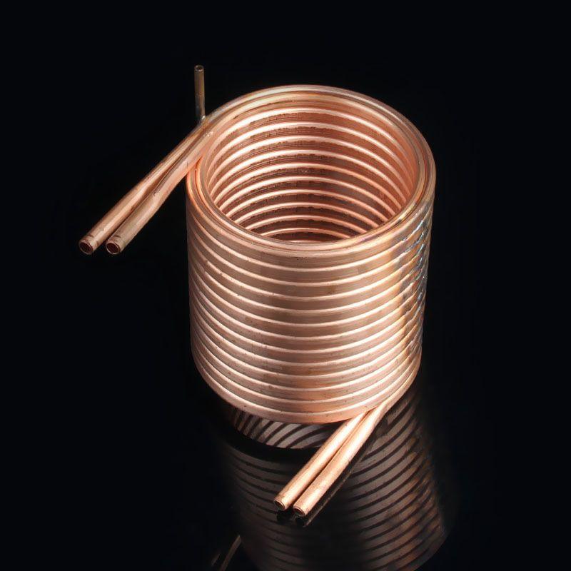 Custom Copper Tube For Liquid Cooling Refrigeration Kaweller Copper Tubing Copper Fittings Copper