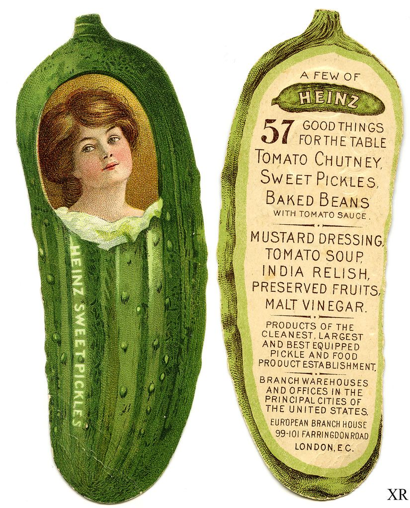 1890 she's in a pickle! in 2020 Pickles, Sweet