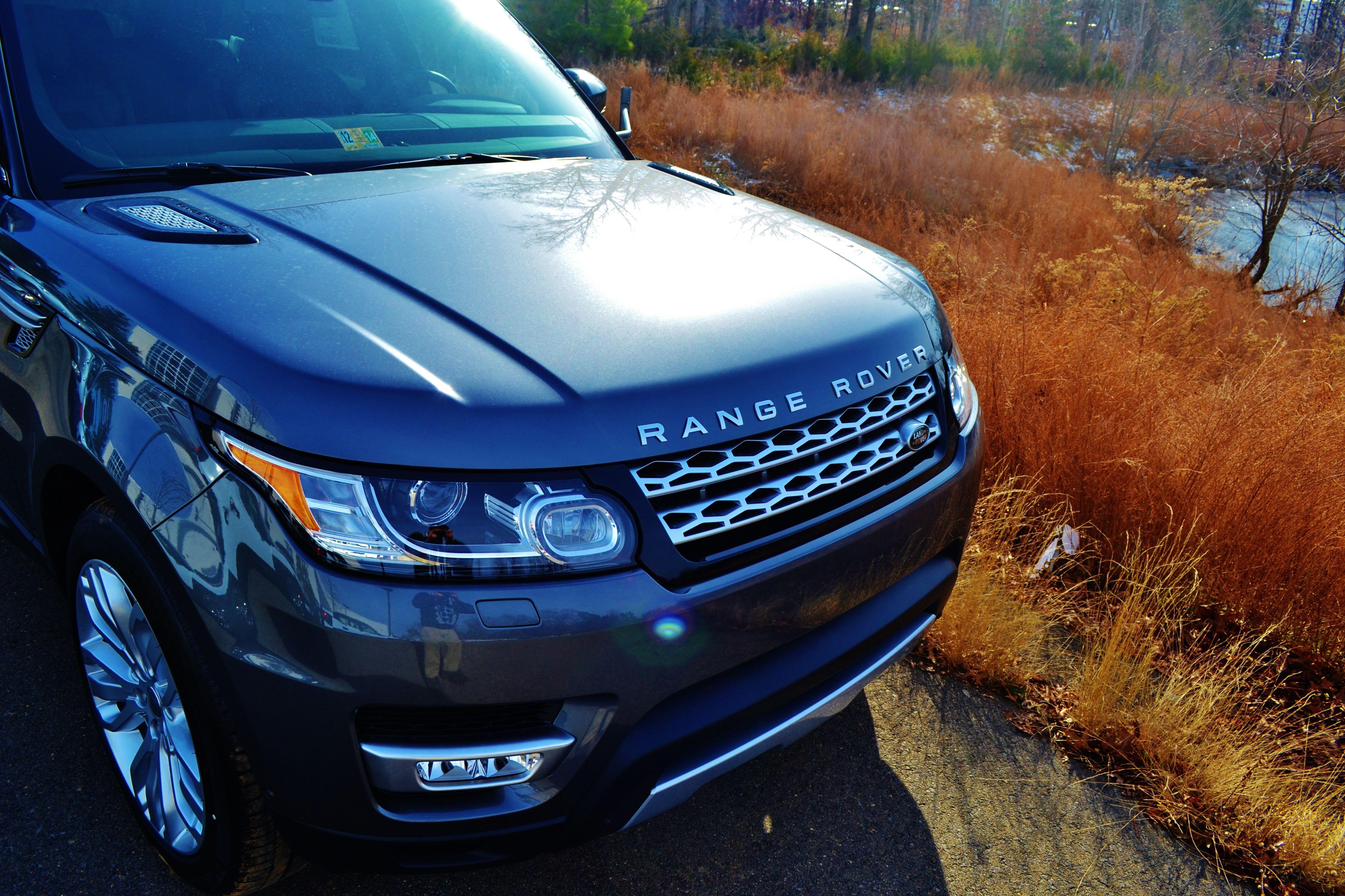 2014 Range Rover Sport Range Rover Sport New Land Rover Range Rover Sport 2014
