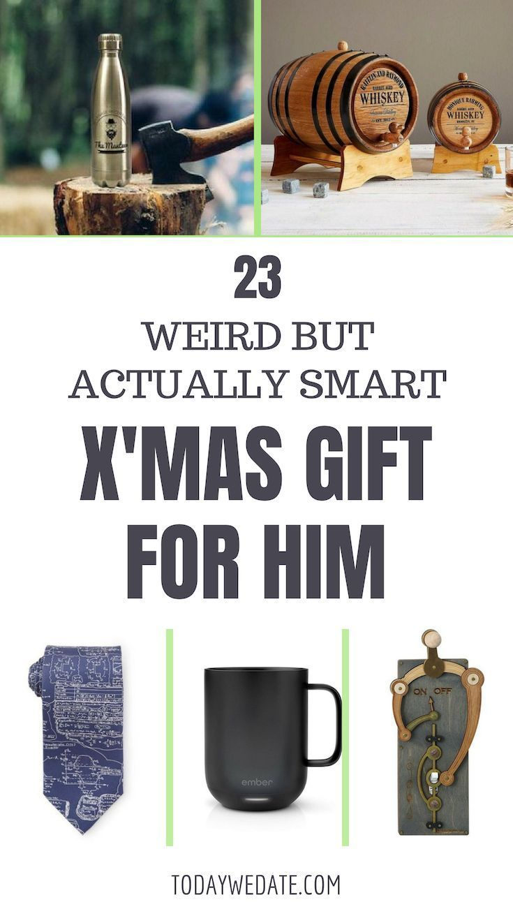 23 Weird But Actually Smart Christmas Gifts For Him Today We Date Christm Christmas Gifts For Brother Christmas Gifts For Boyfriend Family Christmas Gifts