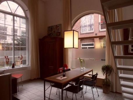 Furnished 1 Bedroom Apartment in Jordaan area Amsterdam Flat