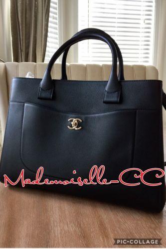 a7f28a26dffa Chanel Black Executive Bag Shopping Tote Shoulder Bag Brand New 2017 Caviar  in Clothing, Shoes & Accessories, Women's Handbags & Bags, Handbags &  Purses | ...
