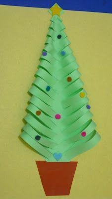 2fdd518a1dd untuk anakanak sekolah minggu  Craft -Christmas Tree 3 (Pohon Natal ...