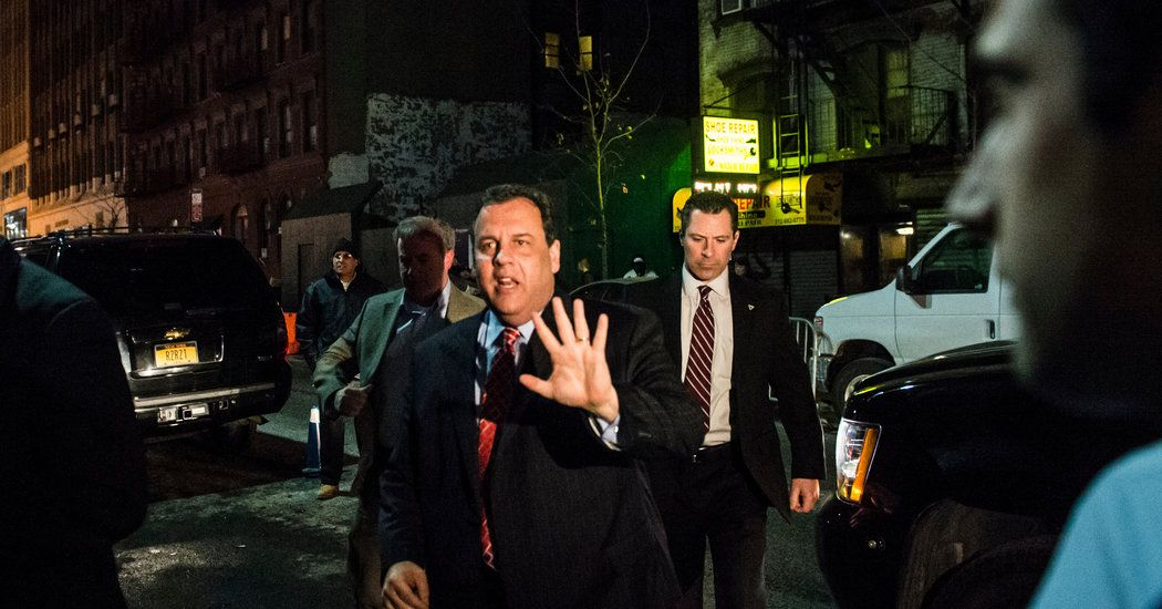 Chris Christie Shows Fondness for Luxury Benefits When