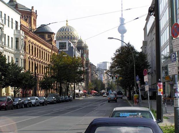 Berlin, Germany. As a historian so very interesting. But it is also young, changes all the time, I don't speak German that well otherwise I could live here.