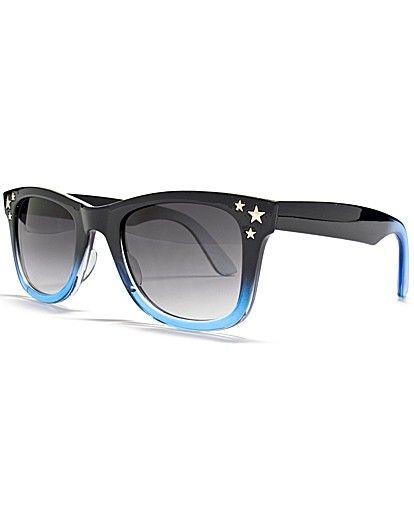 Viva La Diva Wayfarer Sunglasses