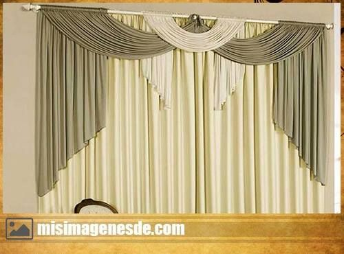 cortinas para sala | cecilis | Pinterest | Drapery ideas, Curtain