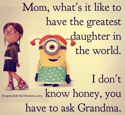 funny mom and daughter quotes