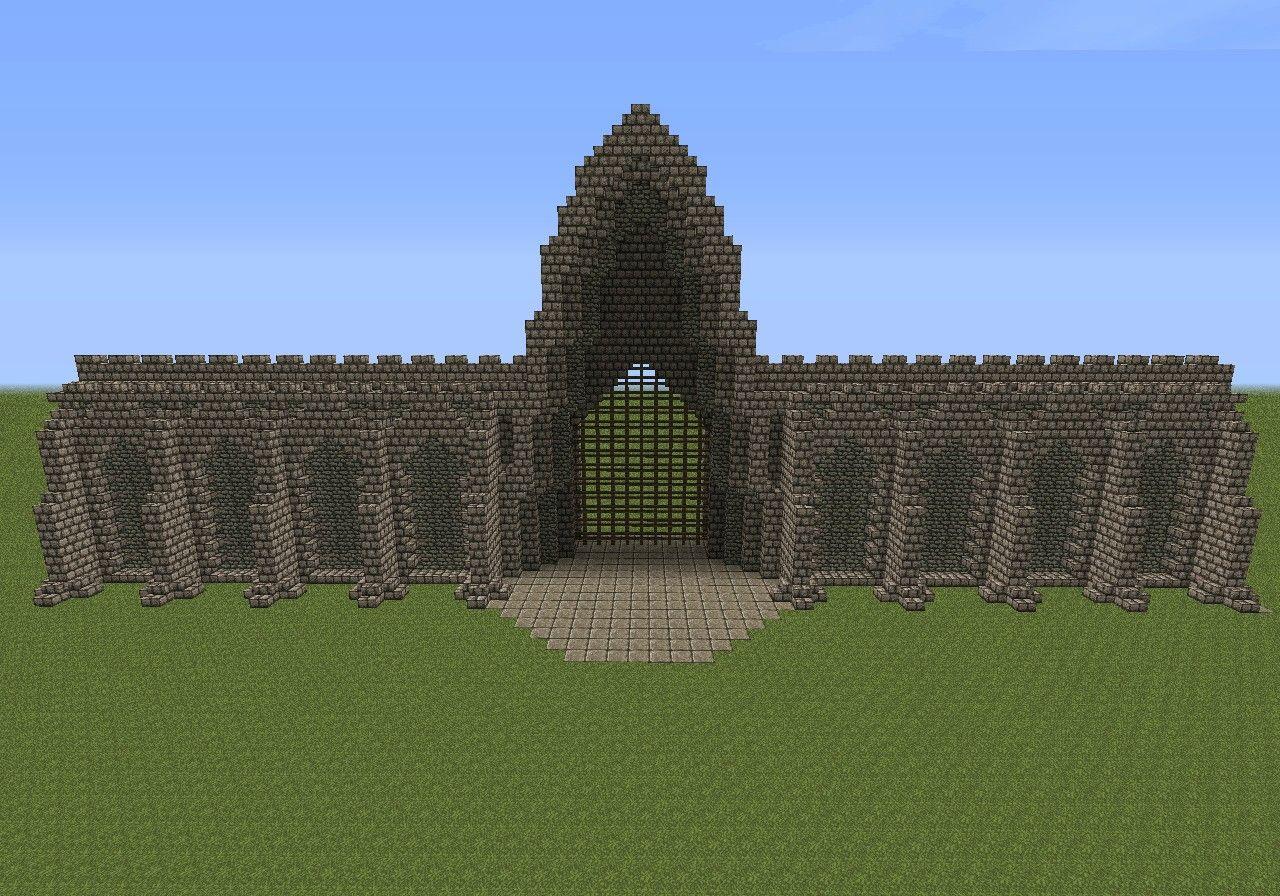 Exquisite City Walls  U0026 Gate  Wip  - Screenshots - Show Your Creation