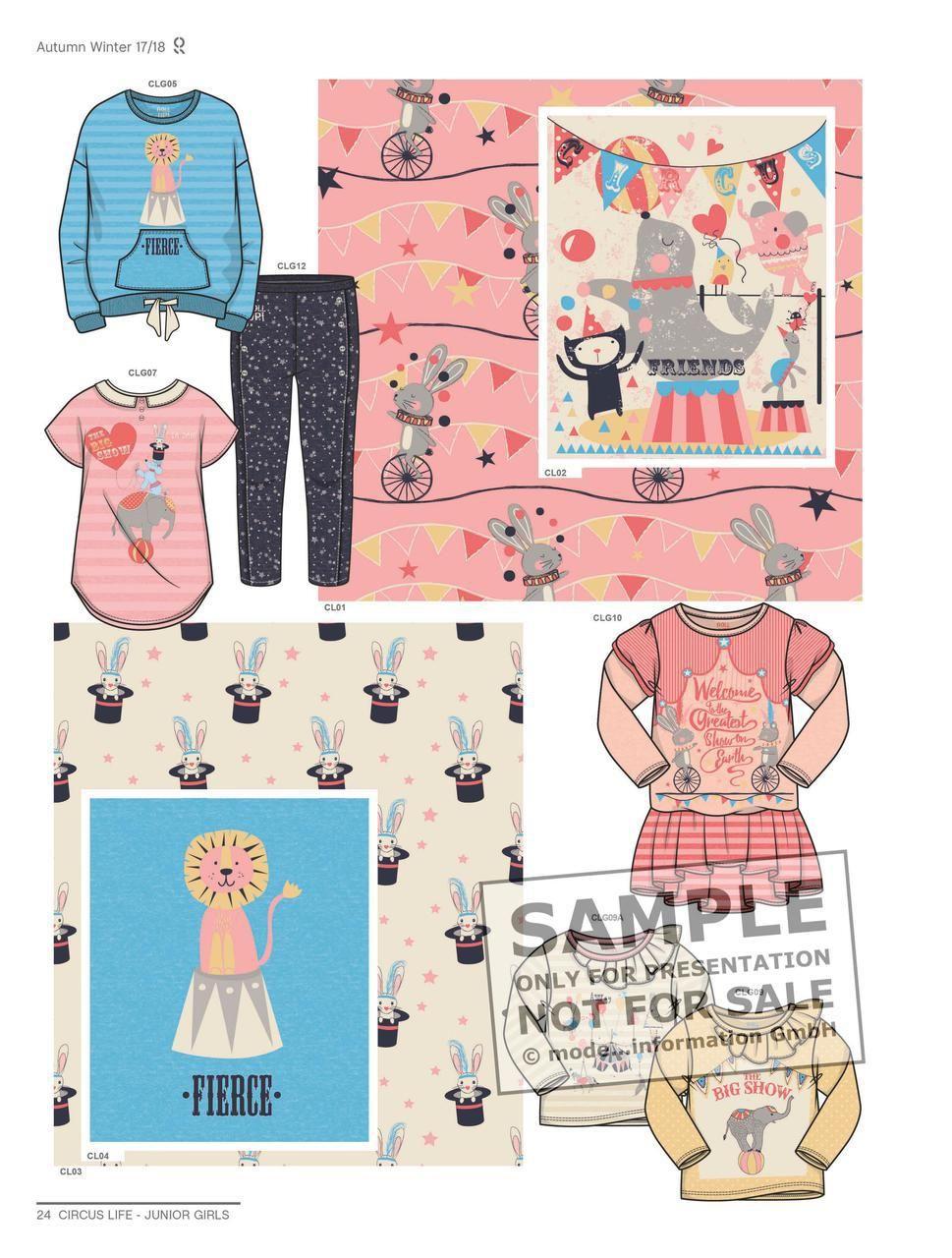 Style Right Kidswear Trendbook - Forecast Autumn/Winter ...