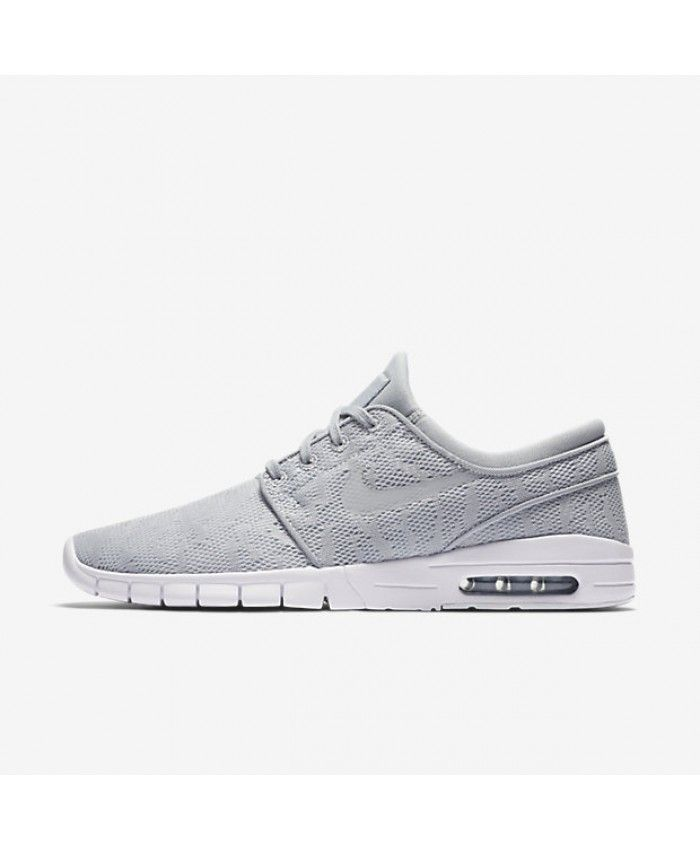 factory price 2a550 d3c96 Nike SB Stefan Janoski Max Wolf Grey University Red Wolf Grey 631303-019