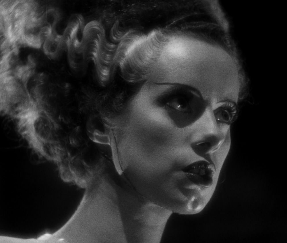 Bride of Frankenstein Blu-Ray screen shot.
