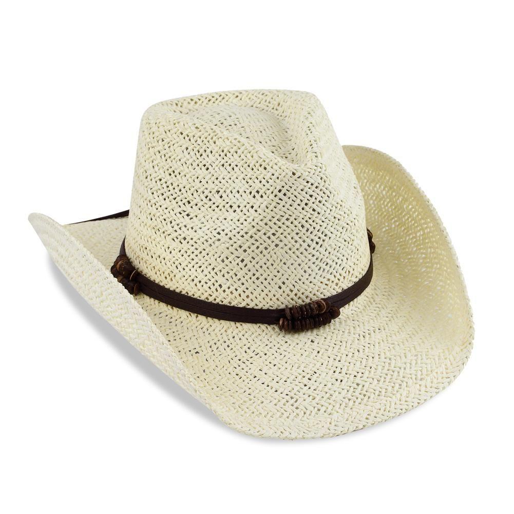 ceb258e3b6aff Cream Drifter Style Cowboy Hat