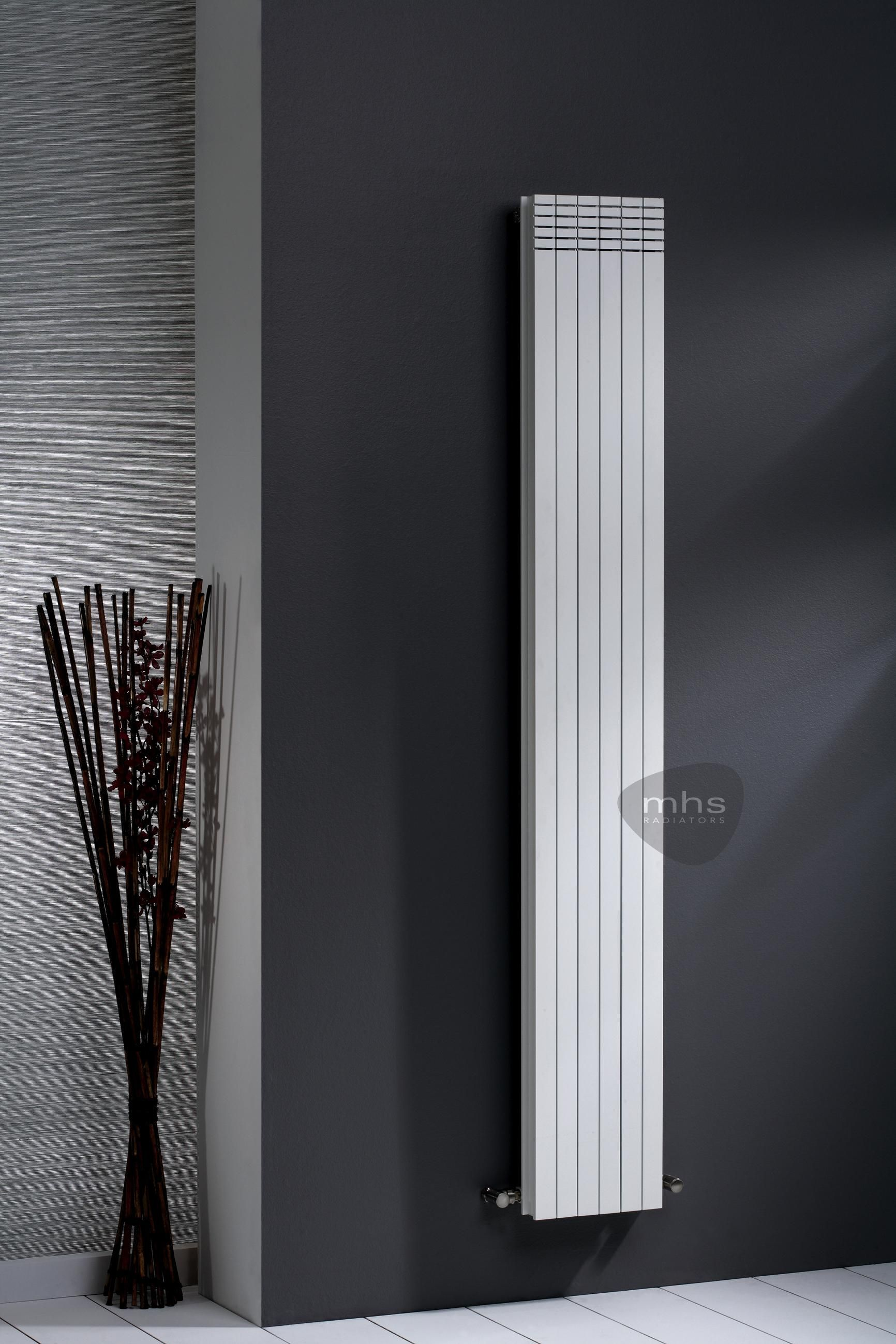 Mhs Minimal Vertical Aluminium Ultra Modern Radiator By Radiators Cast Iron Period