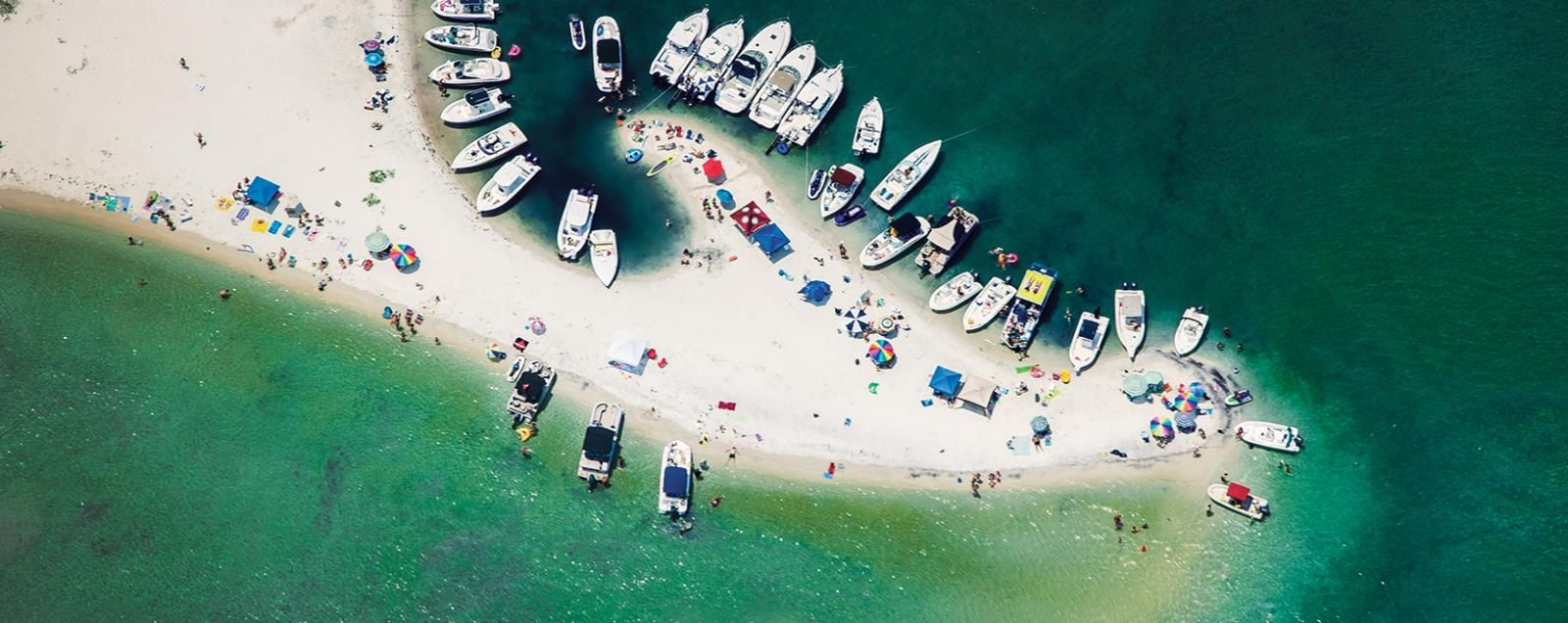 A True  </br>Boater's Paradise  </br>