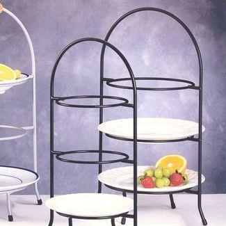 Wayfair For Creative Home Iron Works 3 Tier Dinner Plate Rack Great Deals On All Improvement Products With The Best Selection To Choose From