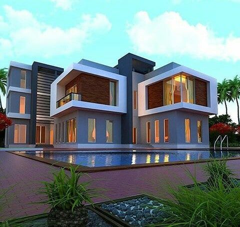 Amazing Is Amazing This Design, Modern And Luxury, Architecture New, Beautiful House
