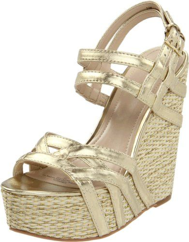 7205221d2c Amazon.com: Nine West Women's Bardough Wedge Sandal: Shoes | shoes ...