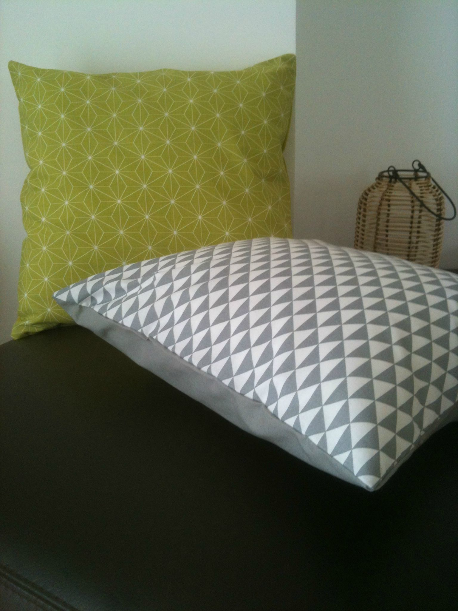 diy une housse de coussin portefeuille en 30minutes le blog de mademoiselle petit pois. Black Bedroom Furniture Sets. Home Design Ideas