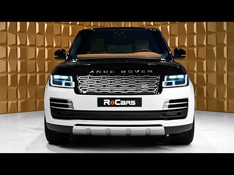 44+ Range rover luxury car HD