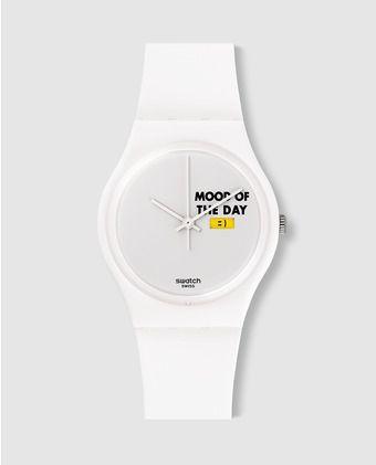 Reloj de mujer Swatch Mood Board