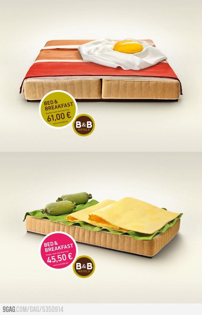 Bed Advertisement