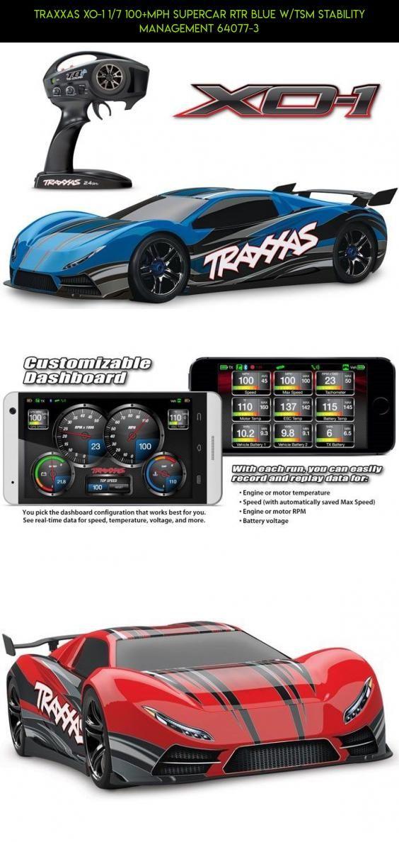 Traxxas Xo 1 1 7 100 Mph Supercar Rtr Blue W Tsm Stability Management 64077 3 Xo 1 Fpv Shopping Tech Gadgets Traxxa Traxxas Super Cars Rc Cars And Trucks