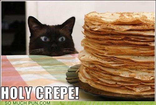 So Much Pun Food Jokes Pancake Cat Brunch Spots