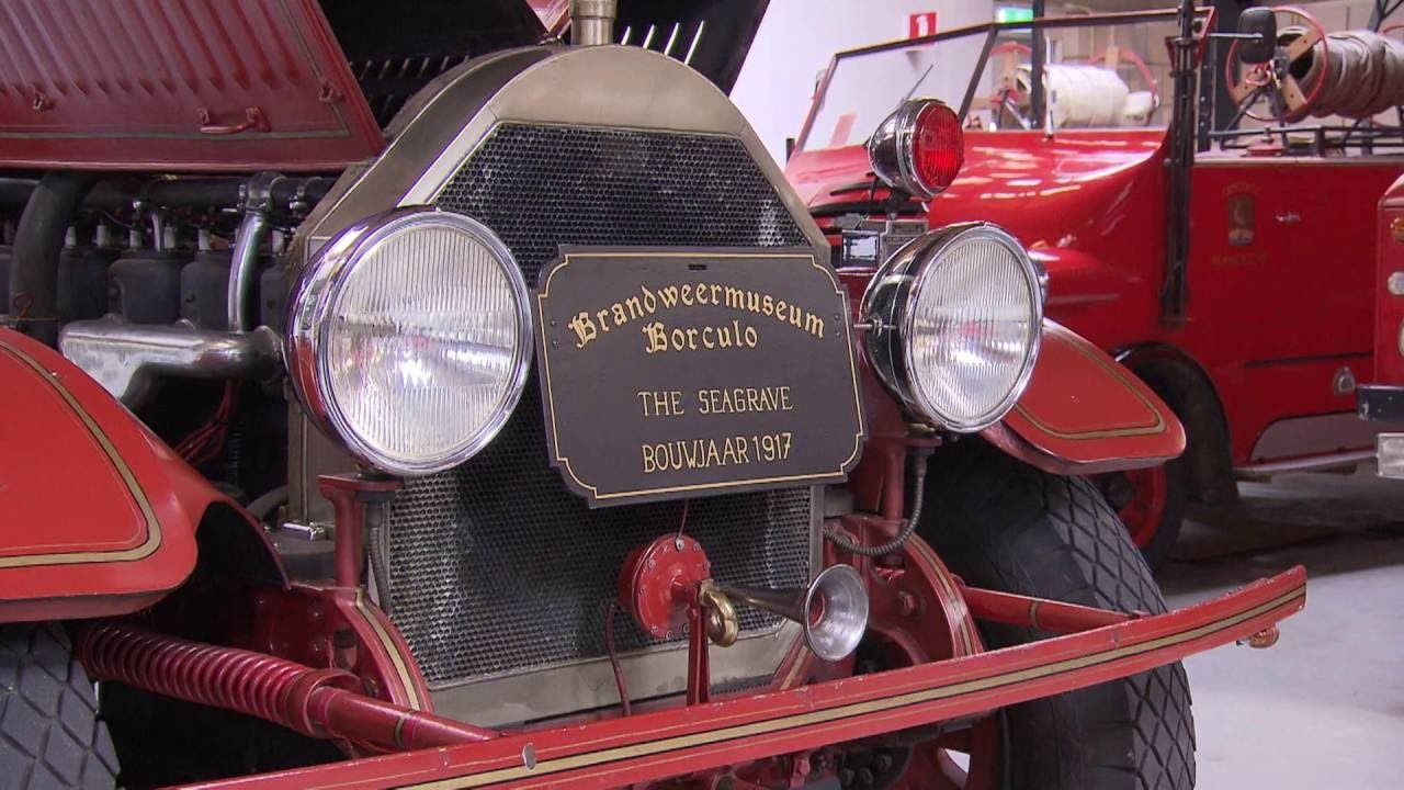 Brandweermuseum Borculo   7 juni 2016