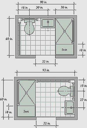 5x8 Bathroom Layout Beautiful Small Bathroom Layout