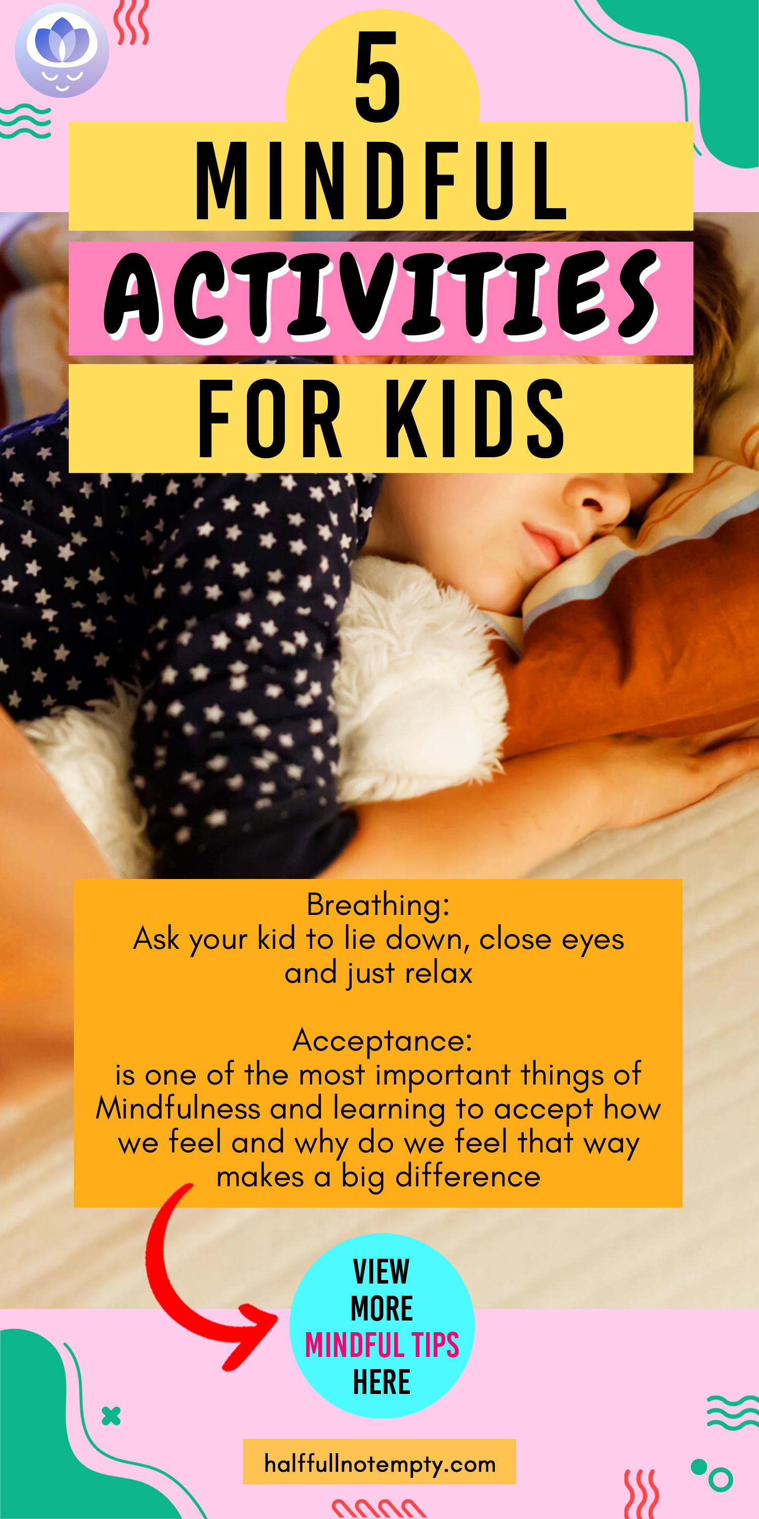 Top 5 Mindful Activities For Kids In