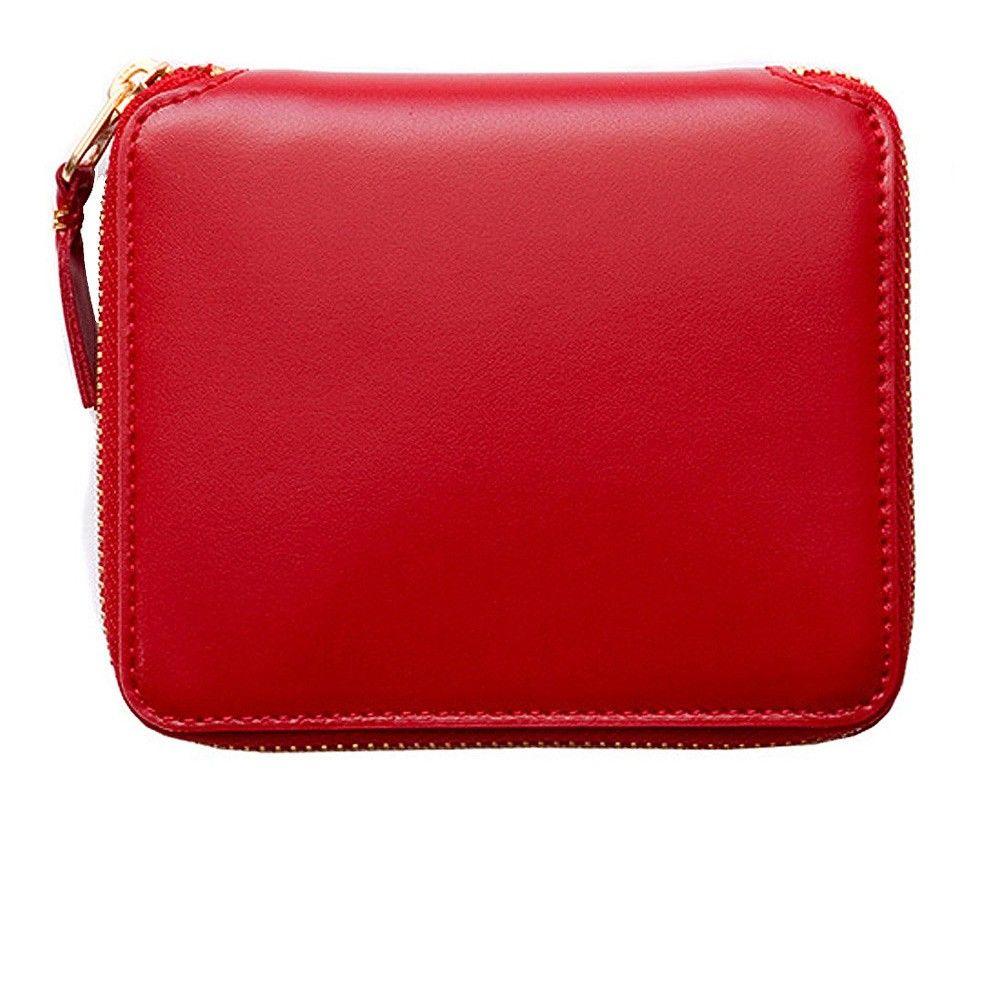 Colour Plain coin purse - Red Comme Des Gar?ons jrxgzj
