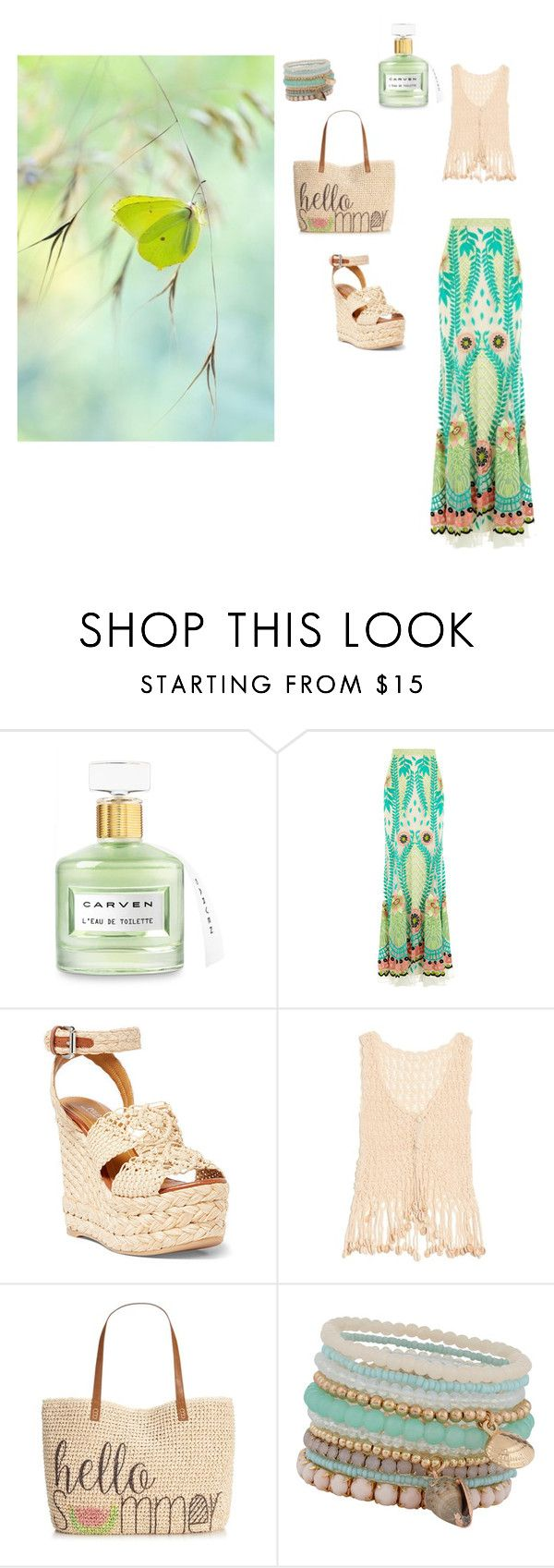 """""""Take a deep breath.....:)"""" by lalynany ❤ liked on Polyvore featuring Carven, Temperley London, Ralph Lauren, Anna Kosturova, Style & Co. and ALDO"""