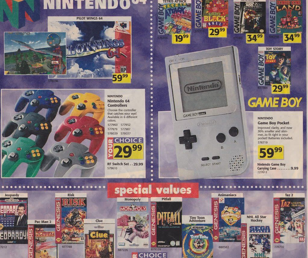 Here S What A Toys R Us Catalog Looked Like In 1996 Toys R Us Christmas Retro Video Games Classic Video Games