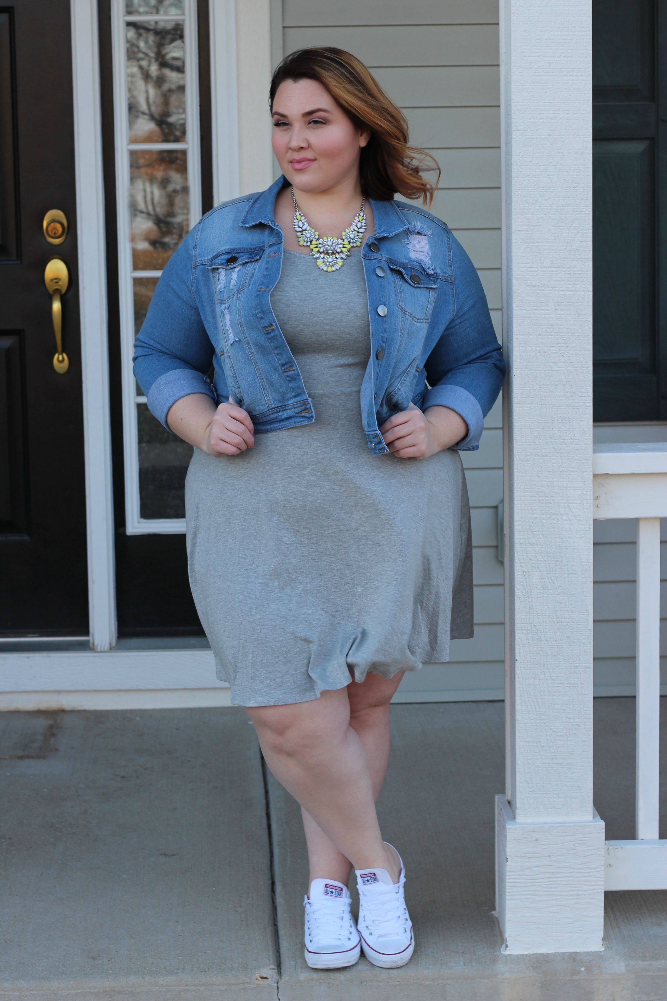 Plus Size Jackets & Vests