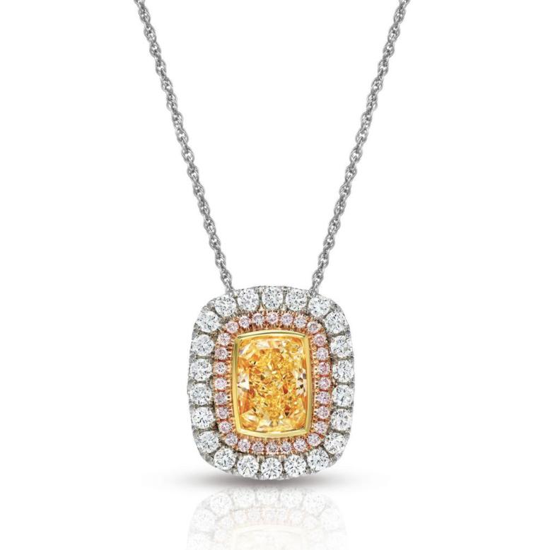 A triple threat. At Buchwald Jewelers in Miami. | Jewelry ...