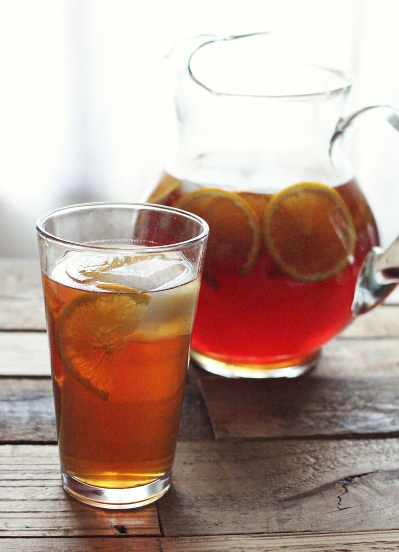 Here In Southeast Missouri We Might Be More Midwest Than We Are Southern But We Still Love Our Southern Sweet Tea Tea Recipes Iced Tea Recipes