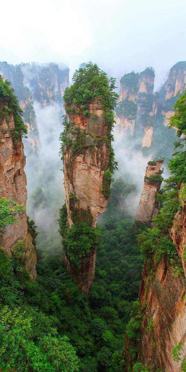 15 Unbelievable Places to Visit Before You Die