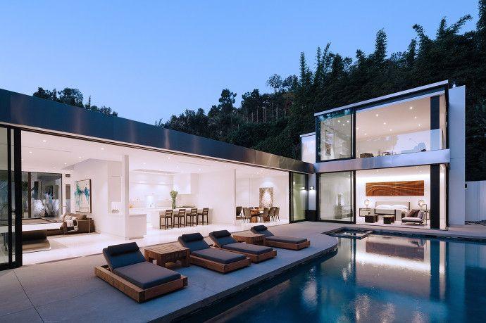Top 16 Des Plus Belles Villas Design De Los Angeles Villa Design