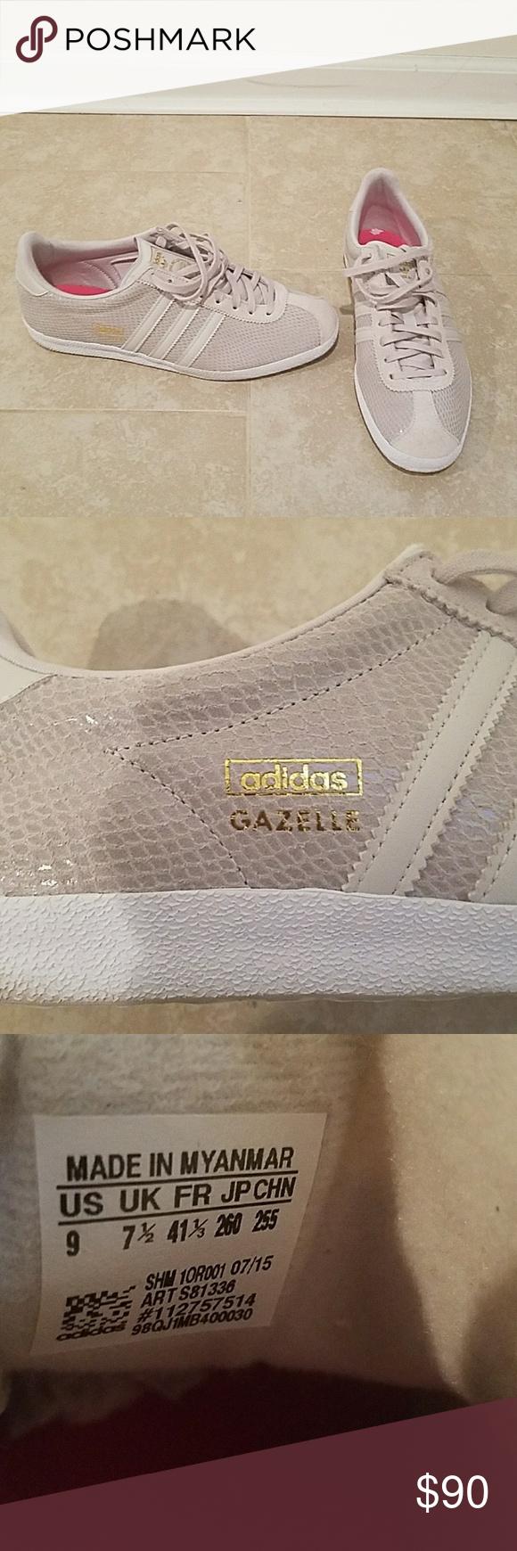 Adidas Gazelle | Adidas gazelle, Taupe