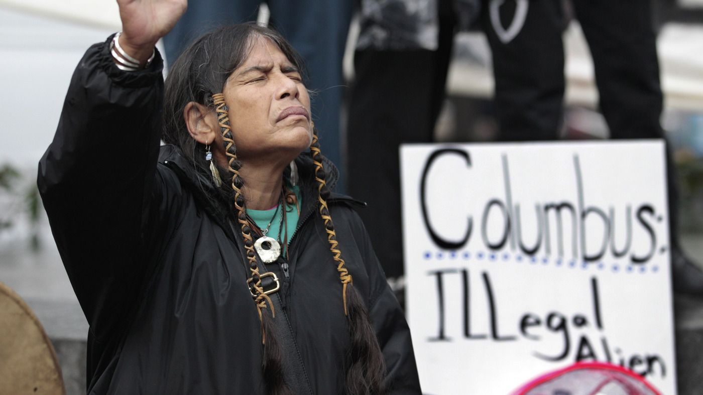 Image result for native american protest indigenous