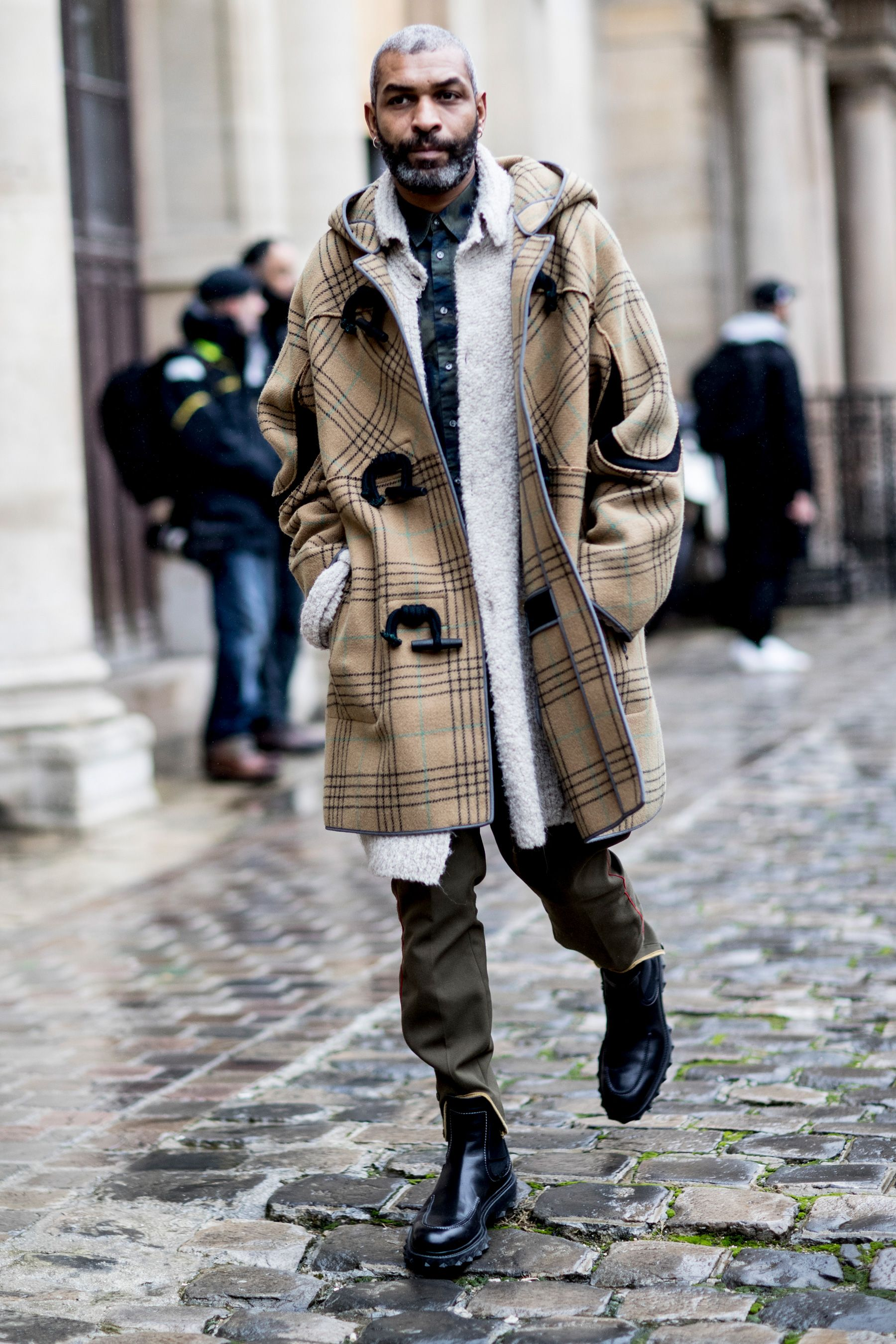 2018 Men S Thanksgiving Outfits 30 Ways To Dress On: Paris Fashion Week Men's Street Style Fall 2018 Day 4