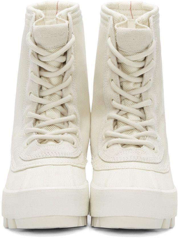 be7f857f5db YEEZY Season 1 Cream YEEZY 950 Boots