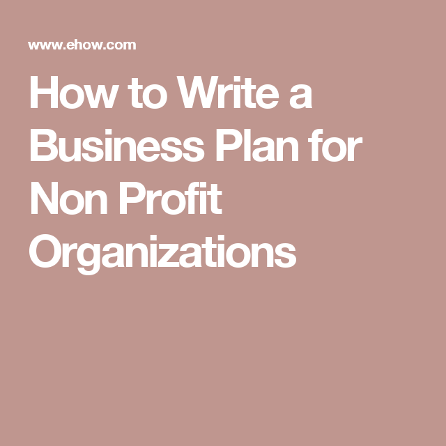 Can i write my own business plan