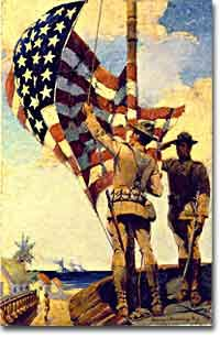 Image result for U.S. Marines in the Caribbean, 1913