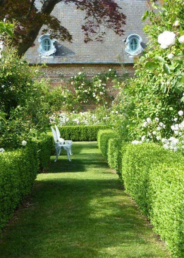 all e de jardin quelle bordure choisir gardens jardins jardin anglais bordure jardin. Black Bedroom Furniture Sets. Home Design Ideas