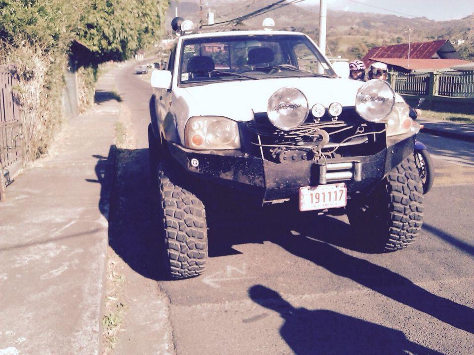 Old View Nissan Xterra Nissan Monster Trucks