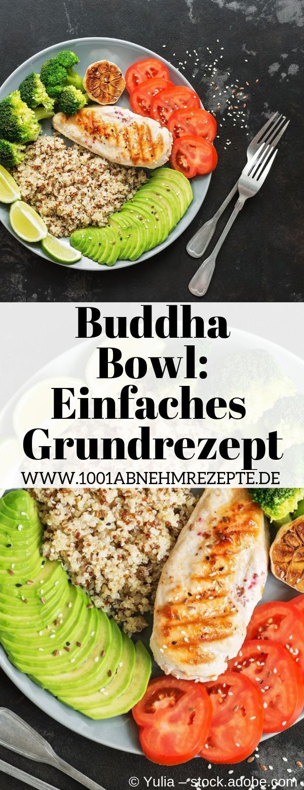 Photo of Buddha bowls are delicious, easy to make and very good during a … – mypin